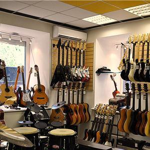 Музыкальные магазины Прокопьевска