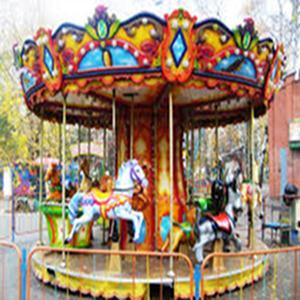 Парки культуры и отдыха Прокопьевска