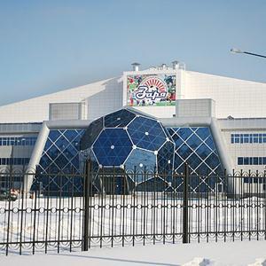 Спортивные комплексы Прокопьевска